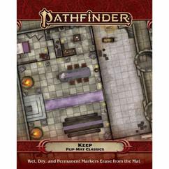 Pathfinder RPG: Flip-Mat Classics - Keep (PREORDER)