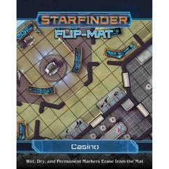 Starfinder RPG: Flip-Mat - Casino (PREORDER)