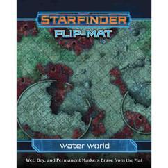 Starfinder RPG: Flip-Mat - Water World (PREORDER)