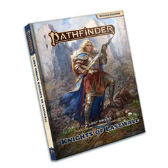 Pathfinder RPG 2nd Edition: Lost Omens - Knights of Lastwall (PREORDER)