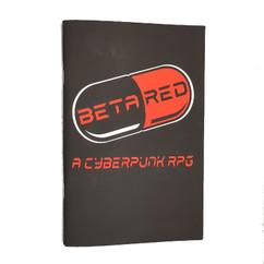 Beta Red RPG (PREORDER)