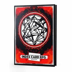Index Card RPG: Master Edition (PREORDER)