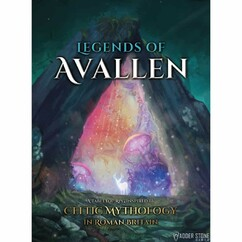 Legends of Avallen RPG: Core Rulebook (PREORDER)