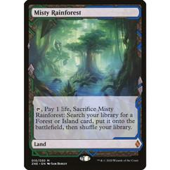 Misty Rainforest: Mythic #010 - Zendikar Rising Expeditions