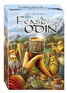 A Feast for Odin (Ding & Dent)