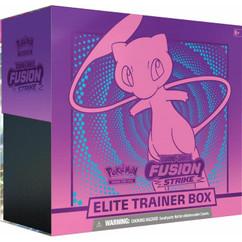 Pokemon: Sword & Shield - Fusion Strike Elite Trainer Box (PREORDER)