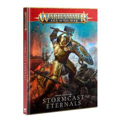 Warhammer Age of Sigmar: Order Battletome - Stormcast Eternals (Hardcover)