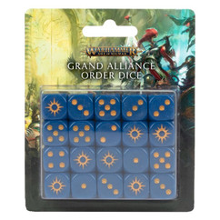Warhammer Age of Sigmar: Grand Alliance Order Dice