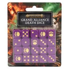 Warhammer Age of Sigmar: Grand Alliance Death Dice