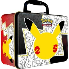 Pokemon: Celebrations - Collector Chest (PREORDER)
