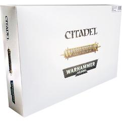 Warhammer 40K: Astra Militarum - Cadian Defence Force (Webstore Version, White Box)