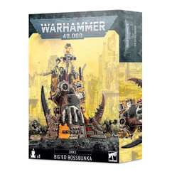 Warhammer 40K: Orks - Big'ed Bossbunka