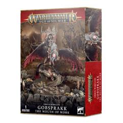 Warhammer Age of Sigmar: Orruk Warclans - Gobsprakk, The Mouth of Mork