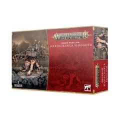 Warhammer Age of Sigmar: Orruk Warclans - Marshcrawla Sloggoth