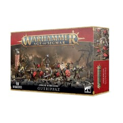 Warhammer Age of Sigmar: Orruk Warclans - Gutrippaz
