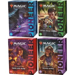 Magic: The Gathering - 2021 Pioneer Challenger Decks (Set of 4)