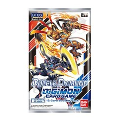 Digimon TCG: Double Diamond Booster Pack BT06 (PREORDER)