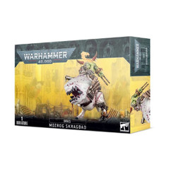 Warhammer 40K: Orks - Mozrog Skragbad