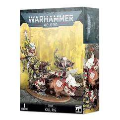 Warhammer 40K: Orks - Kill Rig