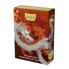Dragon Shield: Water Tiger 2022 - Art, Brushed Japanese Size Card Sleeves (60ct) (PREORDER)