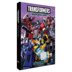 Transformers RPG: Core Rulebook (PREORDER)