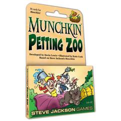 Munchkin: Petting Zoo (PREORDER)