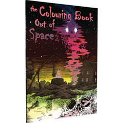 The Colouring Book: Out of Space (PREORDER)