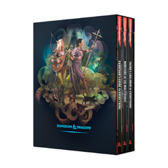 Dungeons & Dragons 5E RPG: Rulebooks Expansion Gift Set (PREORDER)