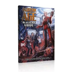 Modern Age RPG: Mastery Guide (PREORDER)