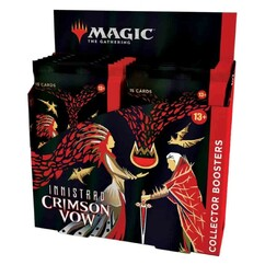 Magic: The Gathering - Innistrad Crimson Vow - Collector Booster Box (PREORDER)