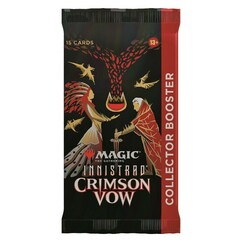 Magic: The Gathering - Innistrad Crimson Vow - Collector Booster Pack (PREORDER)