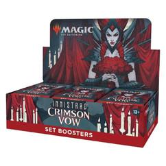 Magic: The Gathering - Innistrad - Crimson Vow - Set Booster Box (Bulk Discounts) (PREORDER)