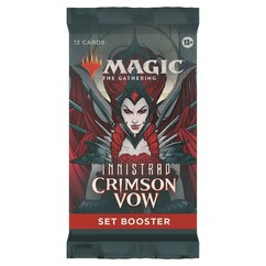 Magic: The Gathering - Innistrad Crimson Vow - Set Booster Pack (PREORDER)
