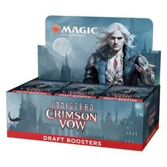 Magic: The Gathering - Innistrad - Crimson Vow - Draft Booster Box (Bulk Discounts) (PREORDER)