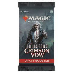 Magic: The Gathering - Innistrad Crimson Vow - Draft Booster Pack (PREORDER)