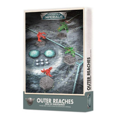 Aeronautica Imperialis: Outer Reaches - Area of Engagement Board
