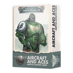 Aeronautica Imperialis: Aircraft & Aces – Adeptus Astartes Cards