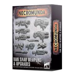 Necromunda: Van Saar - Weapons & Upgrades