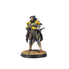 Infinity: Haqqislam - Saladin, O-12 Liaison Officer (Combi Rifle) (PREORDER)