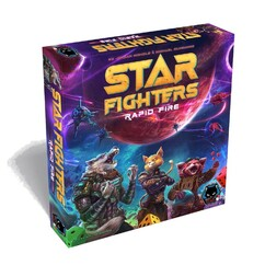 Star Fighters: Rapid Fire (PREORDER)