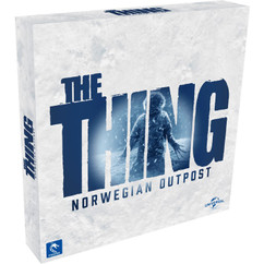 The Thing: The Board Game - Norwegian Outpost Expansion (PREORDER)
