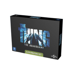 The Thing: The Board Game - Alien Miniatures Set (PREORDER)
