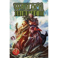 Warlock Grimoire III (5E) (PREORDER)
