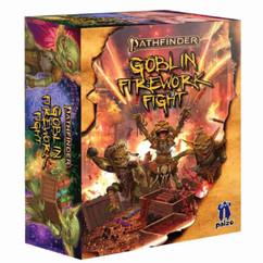 Pathfinder: Goblin Firework Fight (PREORDER)