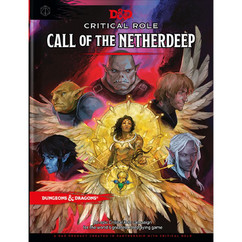Dungeons & Dragons 5E RPG: Critical Role - Call of the Netherdeep (PREORDER)