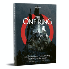 The One Ring RPG: Core Rules (Standard Edition) (PREORDER)