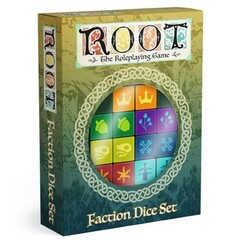 Root RPG: Faction Dice Set (PREORDER)
