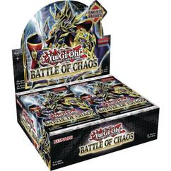 Yu-Gi-Oh!: Battle of Chaos - Booster Box 1st Edition (Bulk Discounts) (PREORDER)