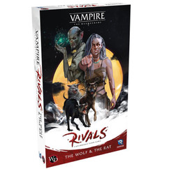 Vampire The Masquerade: Rivals - The Wolf & The Rat Expansion (PREORDER)