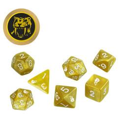 Power Rangers RPG: Yellow Dice Set (7) (PREORDER)
